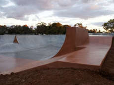 Peterborough Skate Park