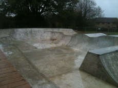 Petersfield Skate Park