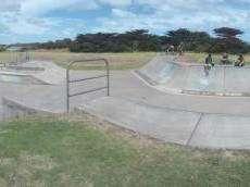 Port Fairy Skate Park