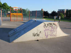 Potternewton Park Skatepark