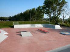Pra Delle Torri Skatepark