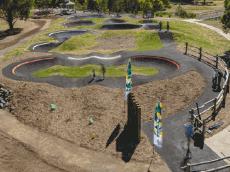 Omeo Pump Track