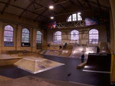 Pumpwerk Skatepark