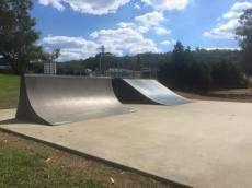 Quirindi Skate  Park