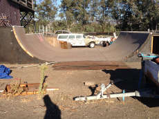 Ramona Mini Ramp