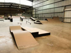 The Skatepark of Melbourne