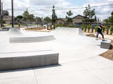 Rancho Cucamonga Skate Spot