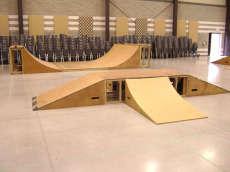 Revert Indoor Skatepark