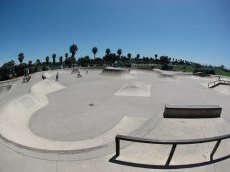 Robb Field Skatepark