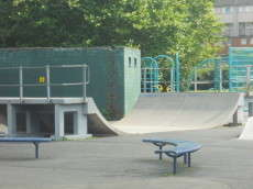 Rock Terrace Mini Ramp