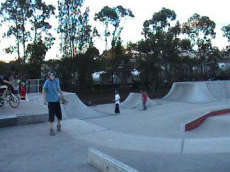Rooty Hill Skate Park