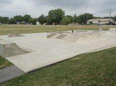 Roselle Skateparks