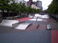 Rotterdam City Park