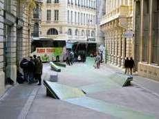 Rue Cladel Skatepark