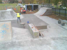 Featherbed Lane Skate Park