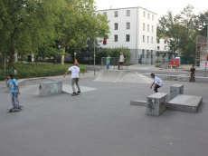 Rummelsburg Skatepark