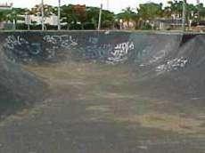 Runaway Bay Skate Park Old