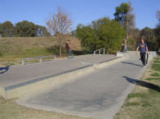 Rutherglen Skate Park