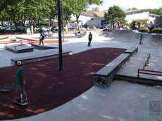 Saintes Skate Park