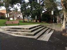 Samuel St Stairs