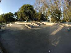 Santa Ana Skatepark