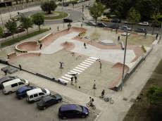 Santa Lucia Skatepark