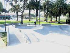 Santana Regional Skate Park