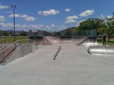 Sarina New Skatepark