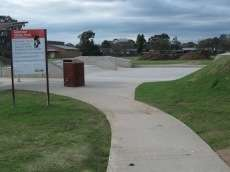 Seymour New Skatepark