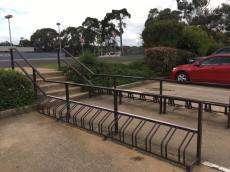 Seymour St Rail