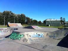 Shoalhaven Heads Skate Park