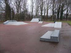 Sidelingepark Skatepark