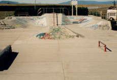 Sidney Skate Park