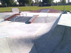 Silver End Skate Park