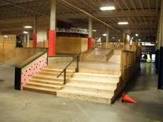 Skaters Edge Indoor Skatepark