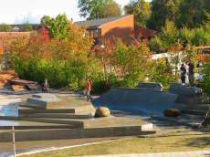 Slangerup  Skate Park