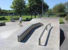 Spenbourgh Park Skatepark