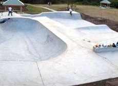 Stafford Skate Park