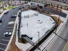 Anaheim Stanton Skatepark