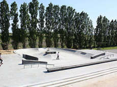 St Georges D'orques Skatepark