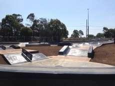 St Helen Skatepark