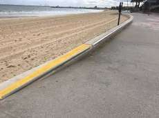 St KIlda Beach Ledges