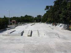Saint Martin de Crau Skatepark