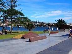 Stockton Beach Skatepark