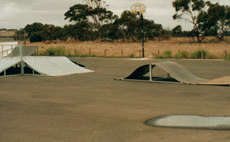 Strathalbyn Skate Park
