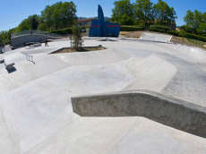St Remy Skatepark