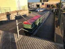 Subway Over Rail