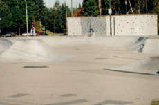 Surrey Skate Park