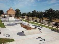 Sydenham Green Skatepark