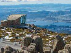 Mt Wellington Roof